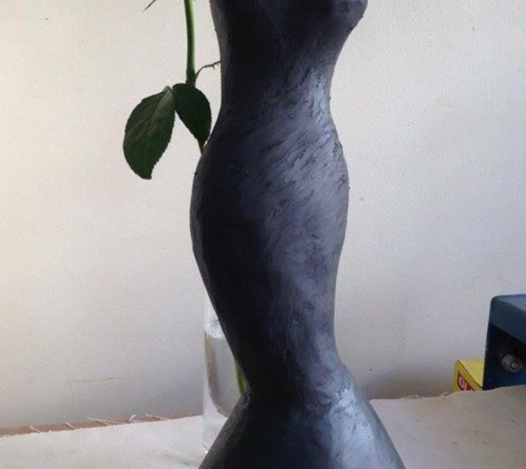 Clay dress